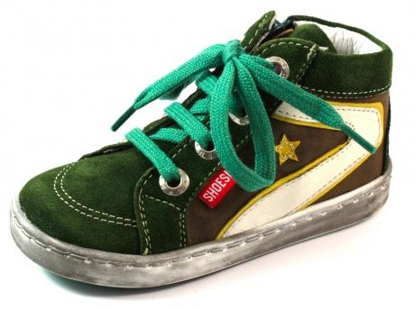 Shoesme online schoenen UR3W049 Olive SHO46