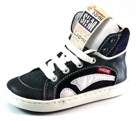 Shoesme veterschoenen online UR4S023 Blauw SHO23
