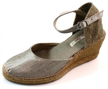 Toni Pons schoenen online Como-5 Zilver TON01