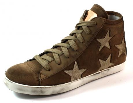 Civico 38 online sneakers Stars Beige / Khaki CIV02