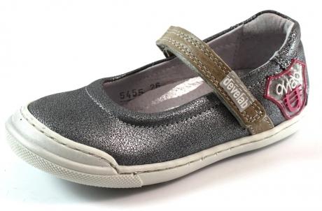 Develab schoenen online 5455 Zilver DEV99