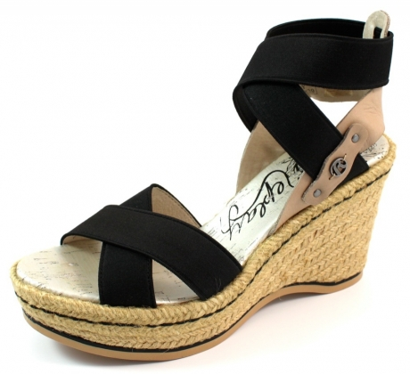 Replay online sandalen SHE Zwart REP93
