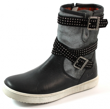 Red Rag laarzen online 4712 Zwart RED58