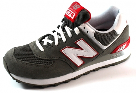 New Balance online herensneakers ML574 Grijs NEW27