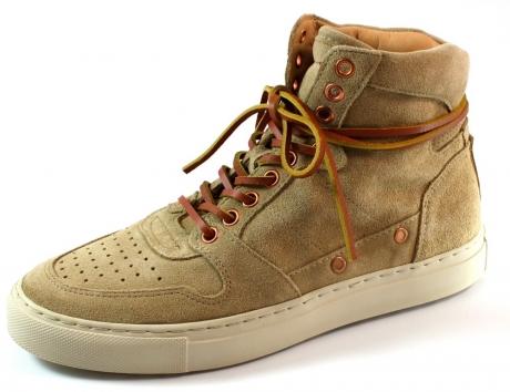Fretons sneakers online 221047 Beige / Khaki FTS01