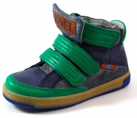 Koel4Kids online schoenen sneaker Daan Olive KOE84