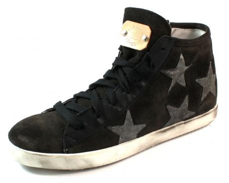 Civico 38 online sneakers Stars Grijs CIV01