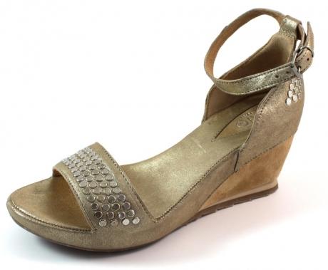 Khrio online sandalen 13103PAP Goud KHR42