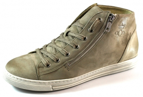 aQa online sneakers A2106 Taupe AQA57