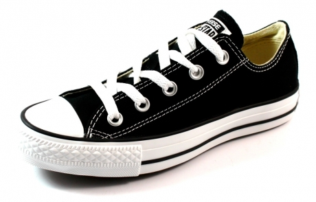 Converse lage sneakers All Stars ox Zwart ALL06