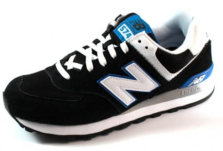 New Balance online herensneakers ML574 Zwart NEW28