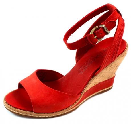 Timberland sandalen online 8042R Rood TIM50
