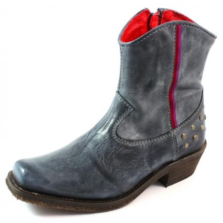 Koel4Kids online Keet laarzen Grijs KOE92