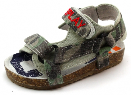 Replay Hunting sandalen online Olive REP08