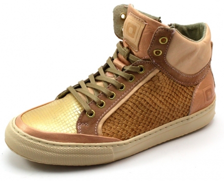 Shoe Republic schoenen High tea online Goud BLI04