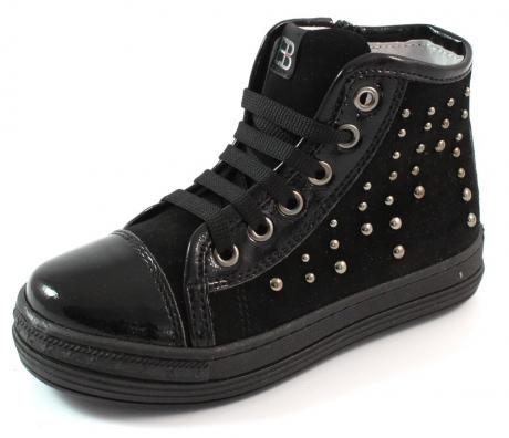EB shoes online sneaker 760 Zwart EB05