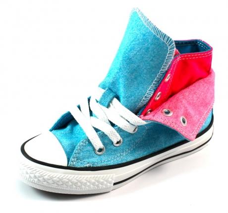 Converse All Stars sneakers online 637320C Licht blauw CON01
