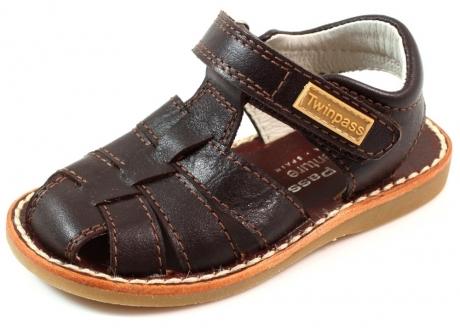 TwinPass Sandalen 16360 Bruin TWI22