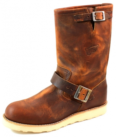 Red Wing online schoenen Engineer 2970 Cognac WIN04