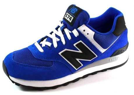 New Balance online herensneakers ML574 Blauw NEW26