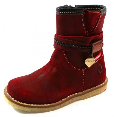 Shoesme laarsje online CR3W022 Rood SHO48