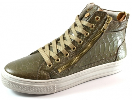 Monshoe schoenen online 64531078 Taupe MON70