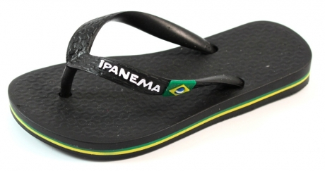 Ipanema kids slippers online 80416 Zwart IPA71
