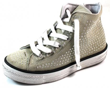 WOZ sneaker online 018002WO Beige / Khaki WOZ01