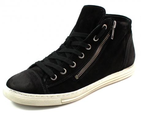 aQa online sneakers A2106 Zwart AQA73