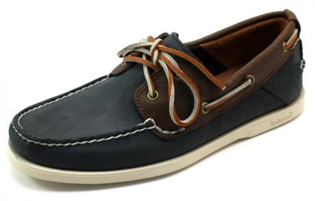 Timberland bootschoenen online 6365 Blauw TIM86