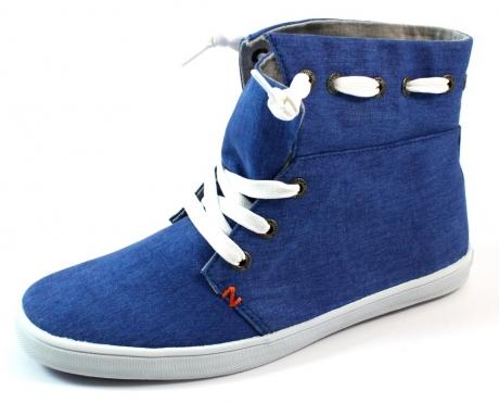 Hub online schoenen Haku Blauw HUB28