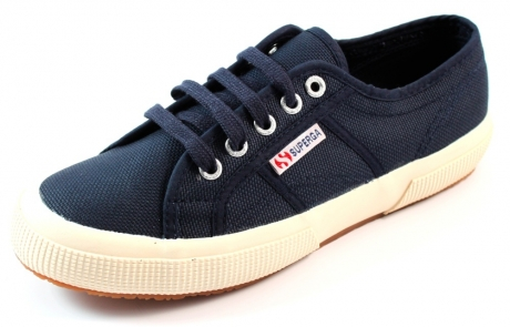 Superga online sneakers 2750 Cotu Classic Blauw SUP08