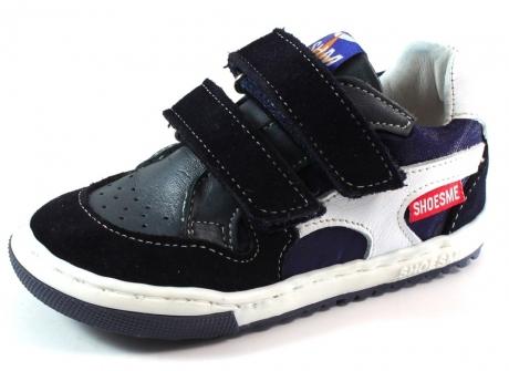Shoesme klittenbandschoenen EF4S016 Blauw SHO28