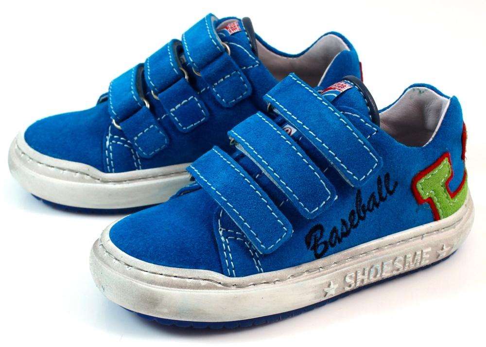 Stoute schoenen - Kleur blauw olie ...