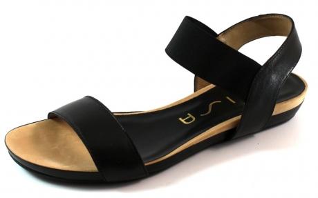 Unisa sandalen online Aladin Zwart UNI49
