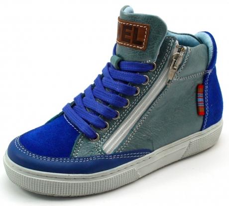 Koel4Kids schoenen online Pien Blauw KOE96