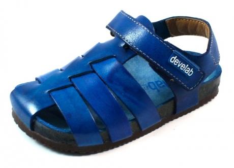 Develab schoenen online 5807 Blauw DEV86