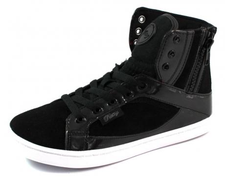 Pastry online sneakers Smoothie zip Zwart PAS13