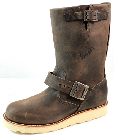 Red Wing online laarzen Engineer Grijs WIN03