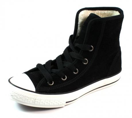 Converse kids sneaker online 640503C Zwart CON08