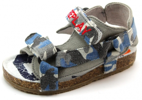 Replay Hunting sandalen online Blauw REP09