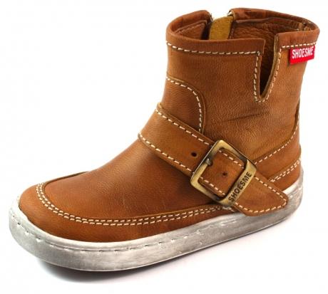 Shoesme online laarsjes UR3W045 Cognac SHO56
