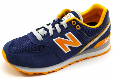 New Balance kids sneakers online KL574 Blauw NEW34