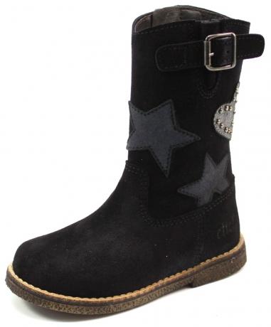 Clic laarzen online 8623 Blauw CLI47