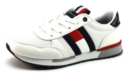 Image of Tommy Hilfiger T384-3034 Wit Tom02