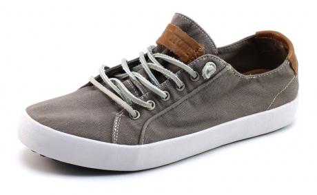 Blackstone NM95 sneaker Grijs BLA24