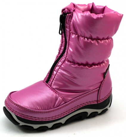 Image of Bergstein Snowboots Bn120 Fuchsia Xer17