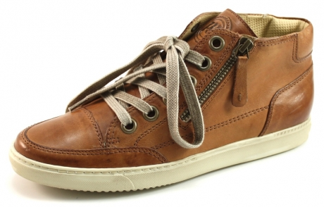Image of Paul Green 4242-138 Sneakers Cognac Pau89