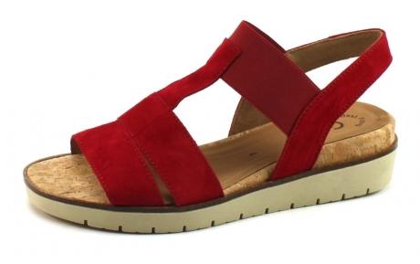 Gabor 24.501 sandaal Rood GAB89