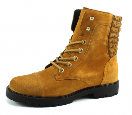 ShoeColate 652.83.135.01 laars Ochre, Geel CHO88